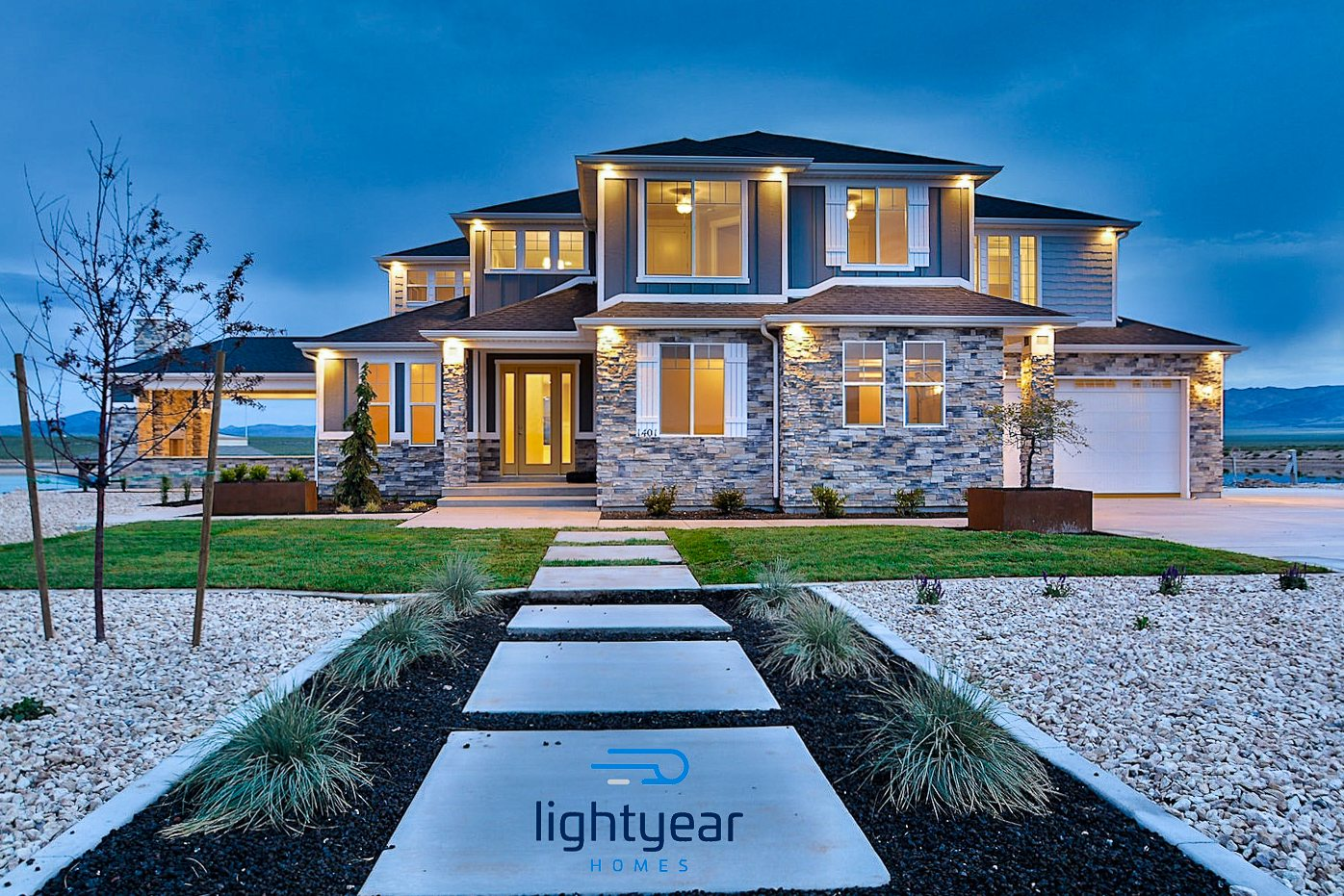 lightyear homes custom 2-story in tooele county | lightyear homes