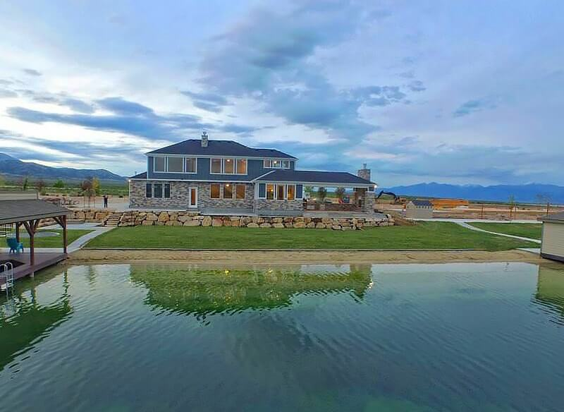 Utah Builder Lightyear Homes Custom Home