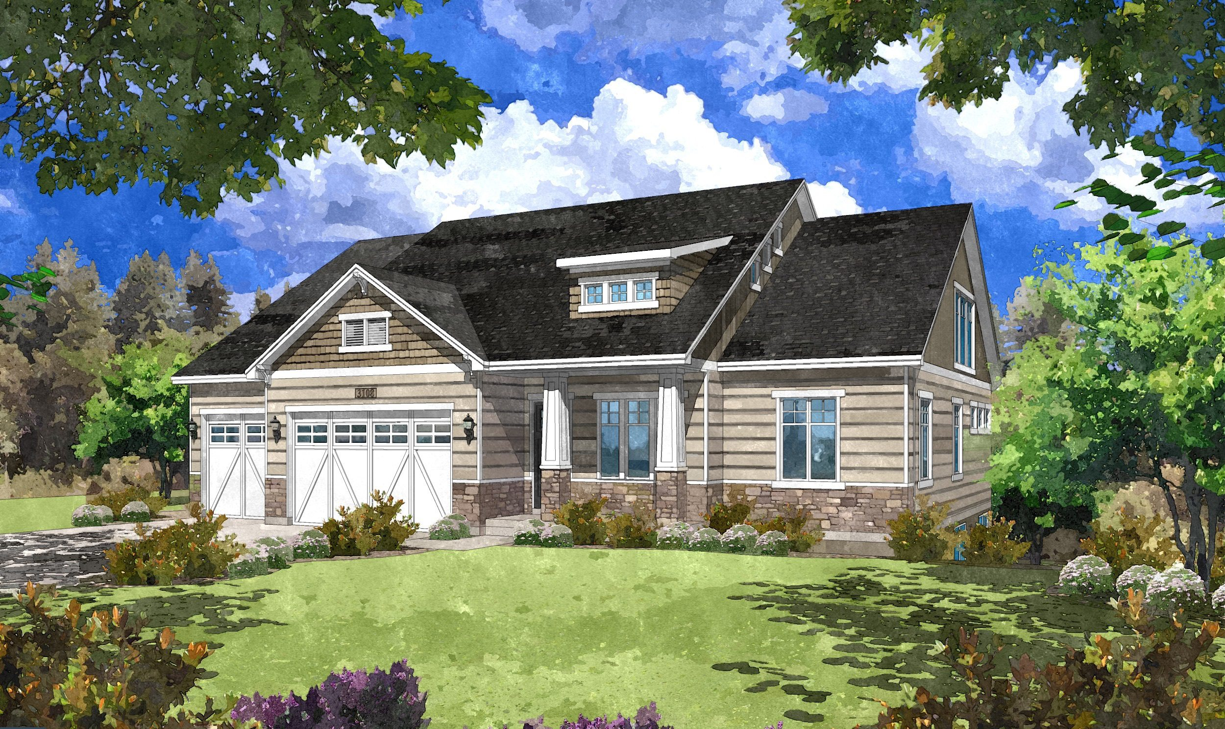 LY 322 Fox Hollow wc