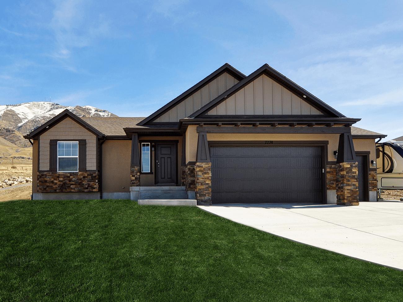 Utah Custom Home Plans: Logan Utah Custom Home Builders