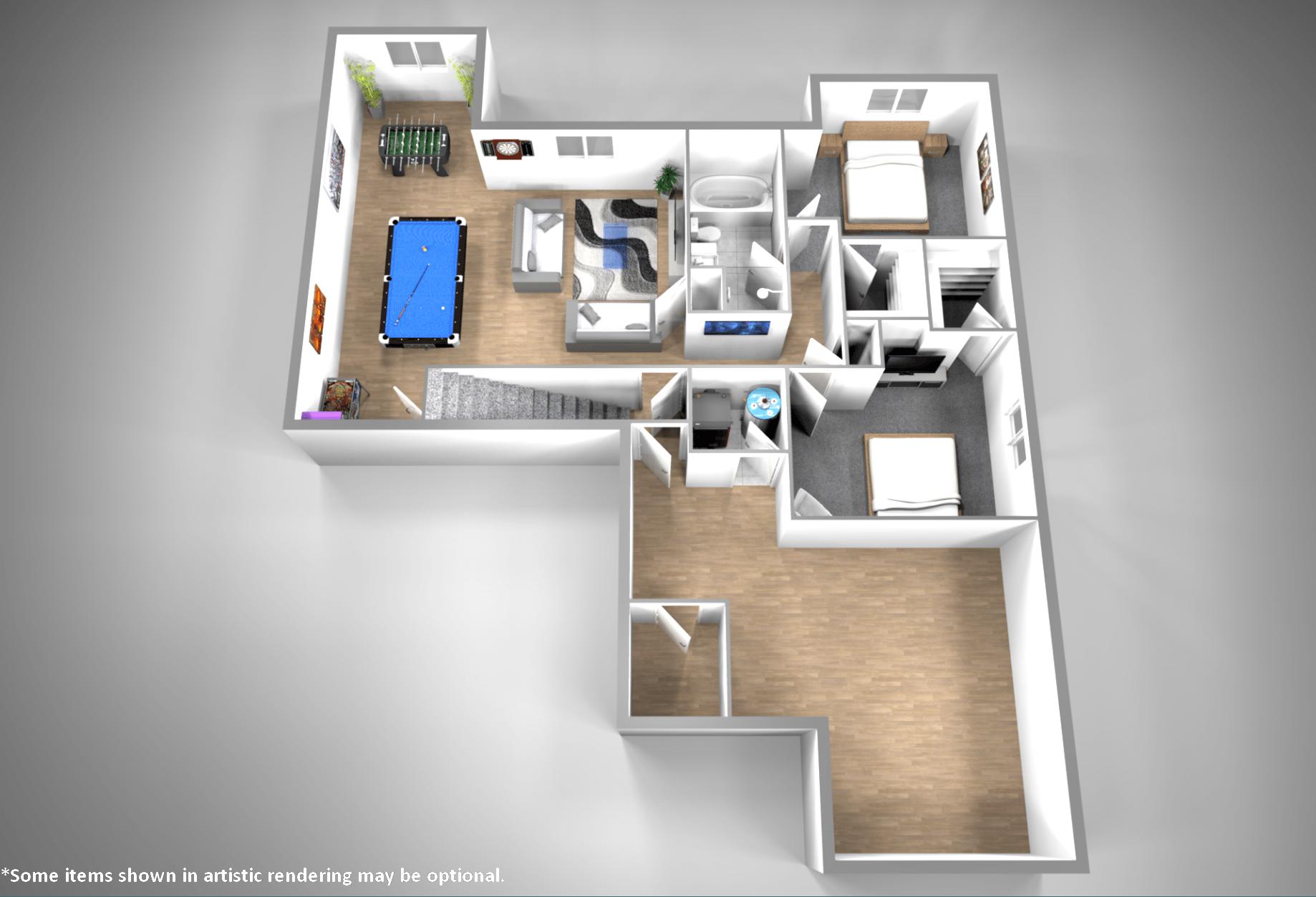 The Sarah | Lightyear Homes | Utah Custom Home Builder
