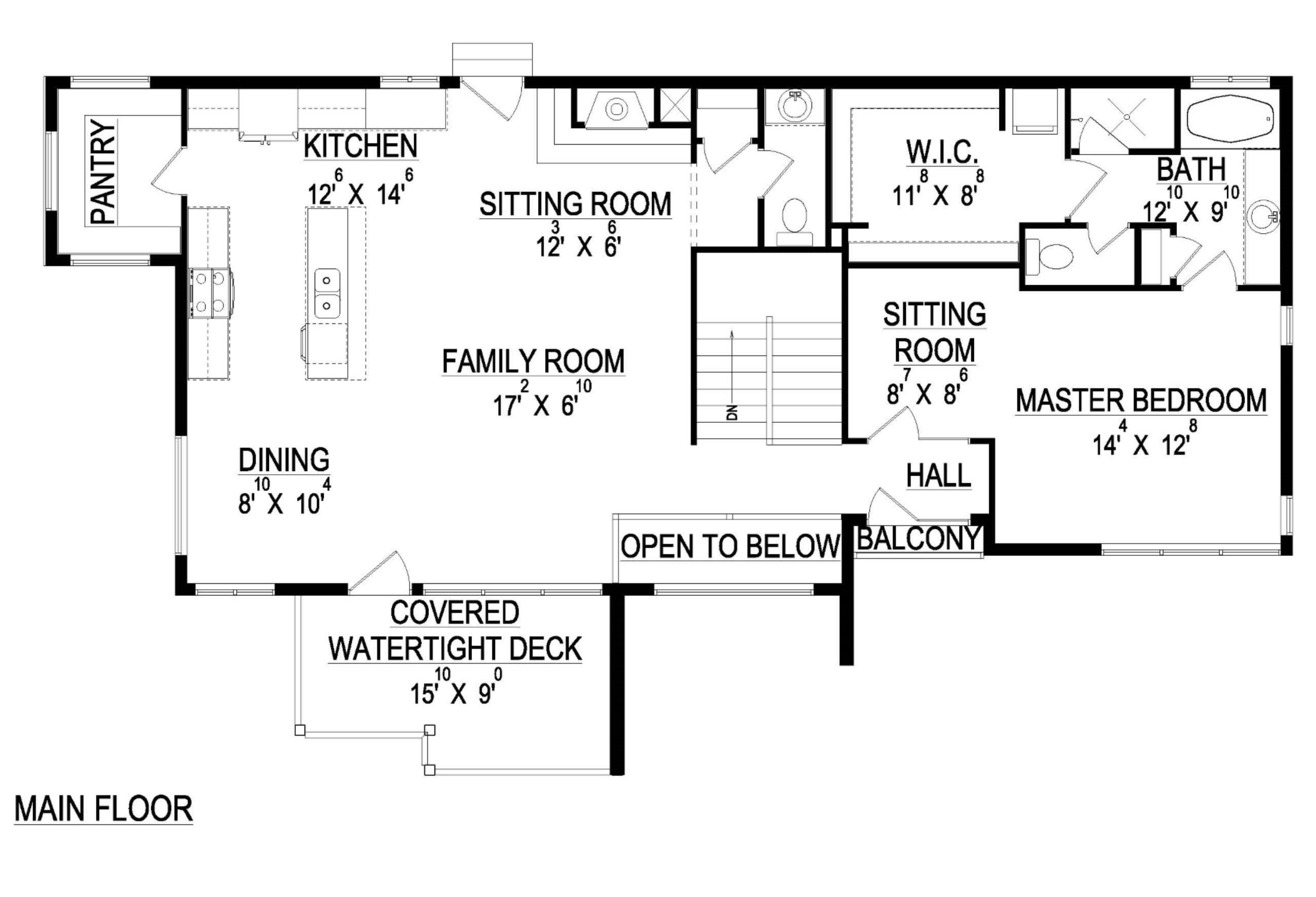The CiCi   Lightyear Homes   Utah Custom Home Builder